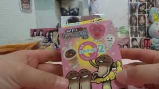AKB48 なめこグッズ開封 弟が購入した物 ٩( ∂‿∂ )۶