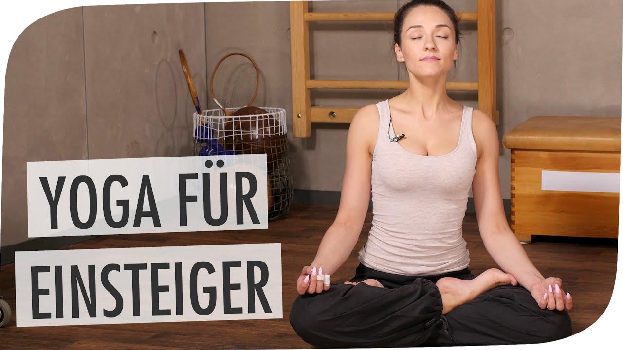#flipfit   Yoga für Einsteiger Teil 2 mit Regina Hickst