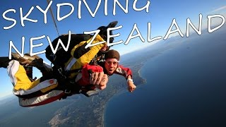 Skydiving New Zealand - Gopro Hero 4