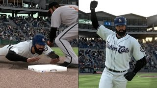 MLB 15 The Show - Road To The Show #7 - 20 Game Hitting Streak