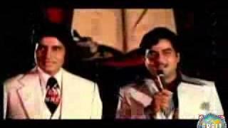 Bane Chahe Dushman Salamat Rahe Dostana - M.Rafi,Kishore