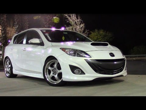 Can I drive it? Dexter's Mazdaspeed 3
