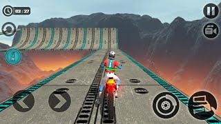 Impossible Motor Bike Tracks A New Motor Bike Unlocked - Android GamePlay 2017