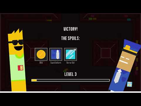 PONG Quest Gameplay (PC Game) |