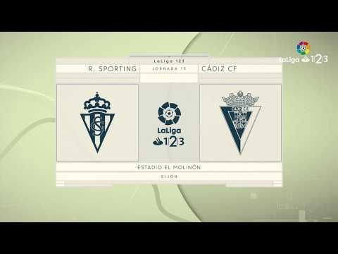 Previa Sporting de Gijón vs Cádiz CF