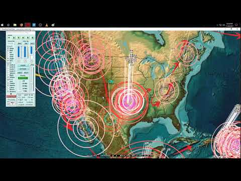 11/26/2017 -- Global Earthquake Forecast -- Massive deep ear