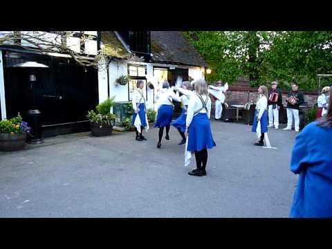 Fleet Morris at The Bull Sonning 11/05/2010