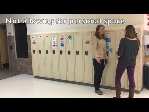 Pinedale Middle School - Hallway Expectations