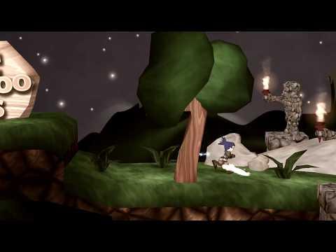 Swordigo Gameplay Trailer (Google Play, Android)