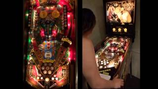 CUE BALL WIZARD Pinball Machine ~ GRC Feature Review & Gameplay By MEL!