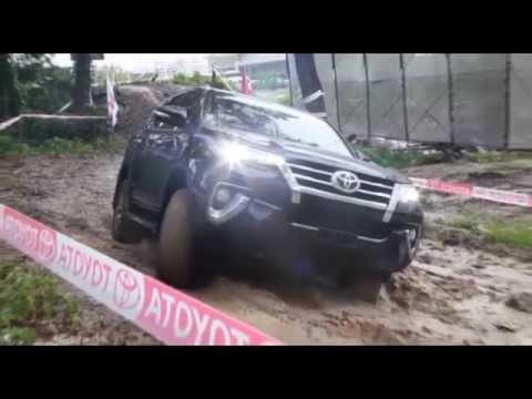 รีวิว ทดสอบรถ All New Toyota Fortuner 2015 by GMCar Magazine