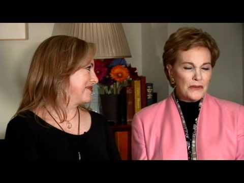 Julie Andrews & Emma Walton Hamilton