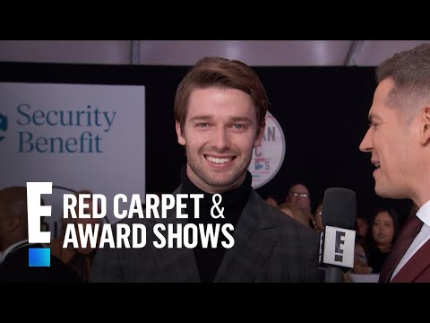 Patrick Schwarzenegger Talks National Geographic MiniSeries  E! Live from the Red Carpet