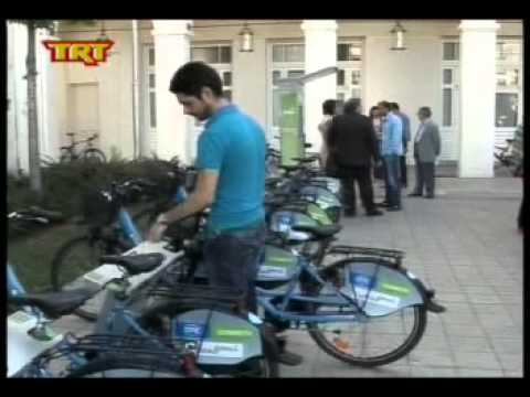 Σε χρήση τα δημόσια ποδήλατα