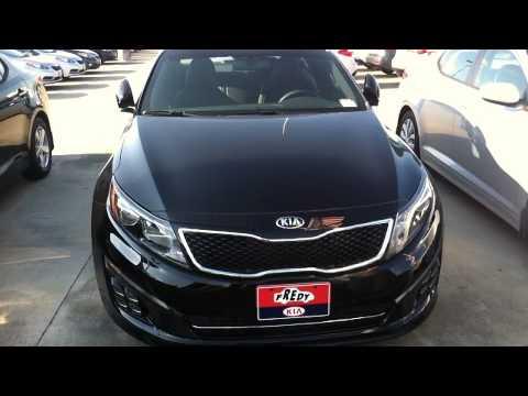 Black Kia Optima >> Turbo Charged. 2015 Kia Optima. Black - YouTube