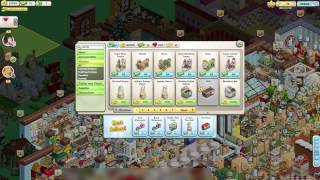 Old Facebook Games: Zynga's Chefville