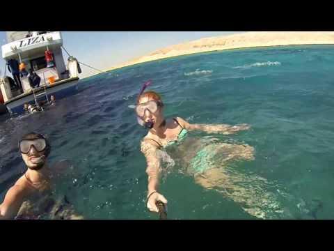Egipt Hurghada | Luty 2017