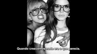 Lana Del Rey - Without You ( Tradução PT - BR)