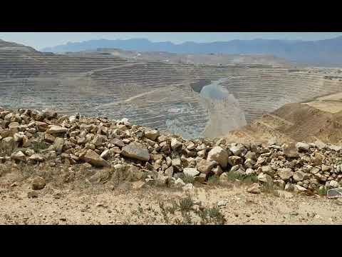 MASSIVE GOLD MINE & UNKNOWN GHOST TOWN
