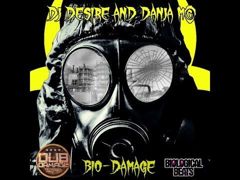 BIO~DAMAGE MIX CD 2014 - DJ DESIRE + DANJA M©