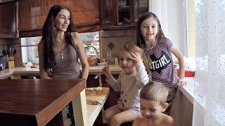 Многодетная фитнес-мама: новогодние блюда и традиции
