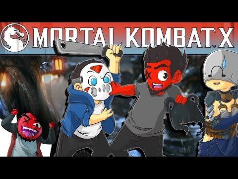 "Mortal Kombat X | ""King of the Hill!"" (CaRtOoNz 