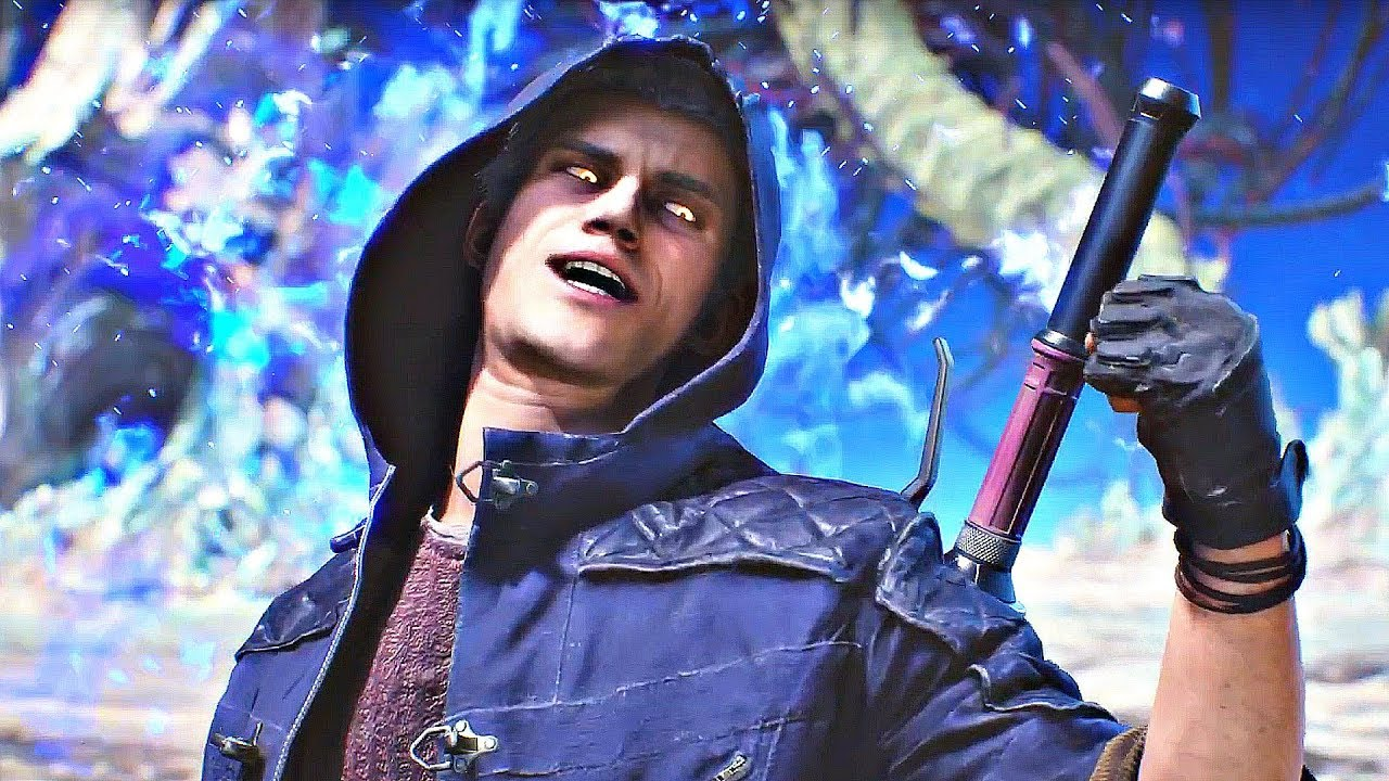 Image result for devil may cry 5 bloody palace nero