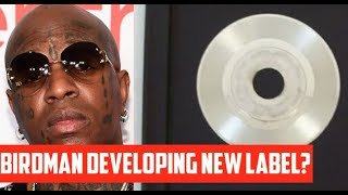 Birdman Starting a New Label? Rumor is He Is Getting New Artists to Officially make RG His New Label