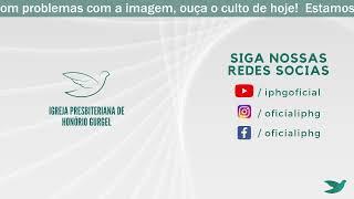 Culto 25.02.2021 / Rev. Euzébio Fernandes