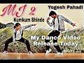 Urvashi Urvashi new Song yo yo honey singh (MJ Style) Dance By Yogesh pahadi & Kumkum Shinde