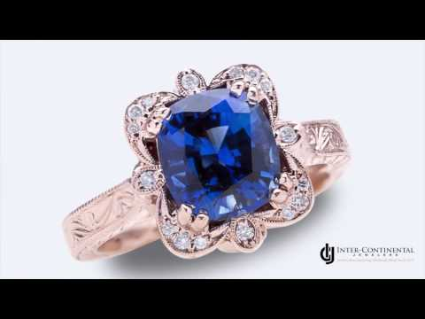 Inter-Continental Jewelers - Houston Custom Diamond Rings