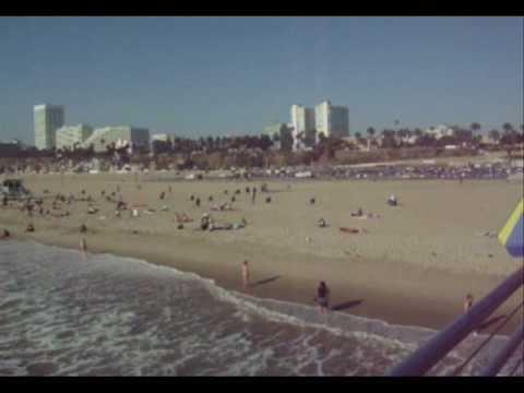 My California Vacation