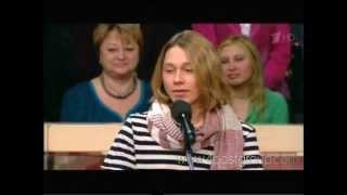 """""""Модный приговор"""" / Первый канал от 10.04.2013"""