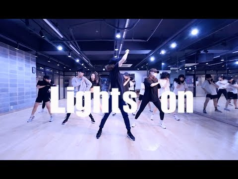 H.E.R. - Lights on / choreography by bada /sm dance academy