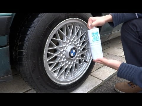 EXTREM Hartnäckige BMW E30 BBS Felgen / How To Clean Rims And Tires