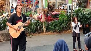 Woww Adik Nurul cover lagu Bunga