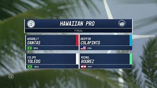 2017 Hawaiian Pro: Finals