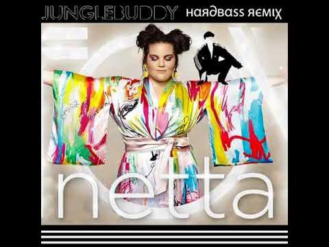 Netta - Toy (Junglebuddy Russian Hardbass Remix)(Audio)