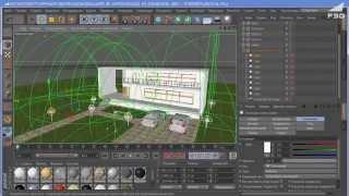 Урок 3. Импорт объектов в Cinema 4D