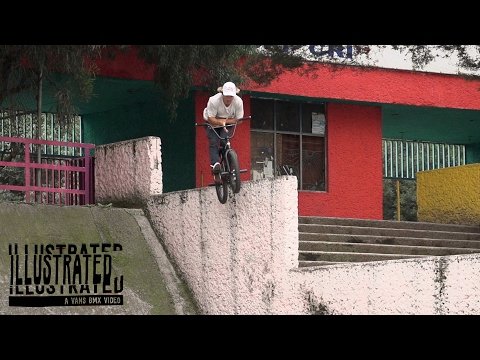Vans BMX Illustrated: Pat Casey, Cory Nastazio, and Tyler Fernengel Full Part | Illustrated | VANS