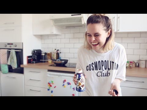 cooking risotto because life is weird sometimes | Lucy Moon