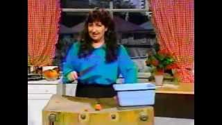 Luba Goy as Lorena Bobbitt on Air Farce aired January 28, 1994