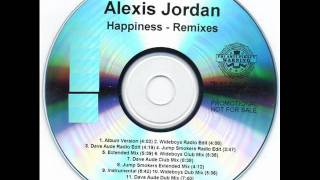 Alexis Jordan Happiness (Club mix)