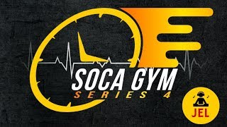 Gambar cover SOCA GYM SERIES 4 (CARDIO) | Mixed By DJ JEL