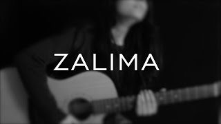 Zaalima | Raees | Shah Rukh Khan & Mahira Khan | Arijit Singh & Harshdeep Kaur (Female Cover)