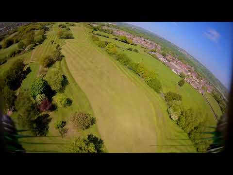 Фото Flight of the sparrow FPV, another good golf course