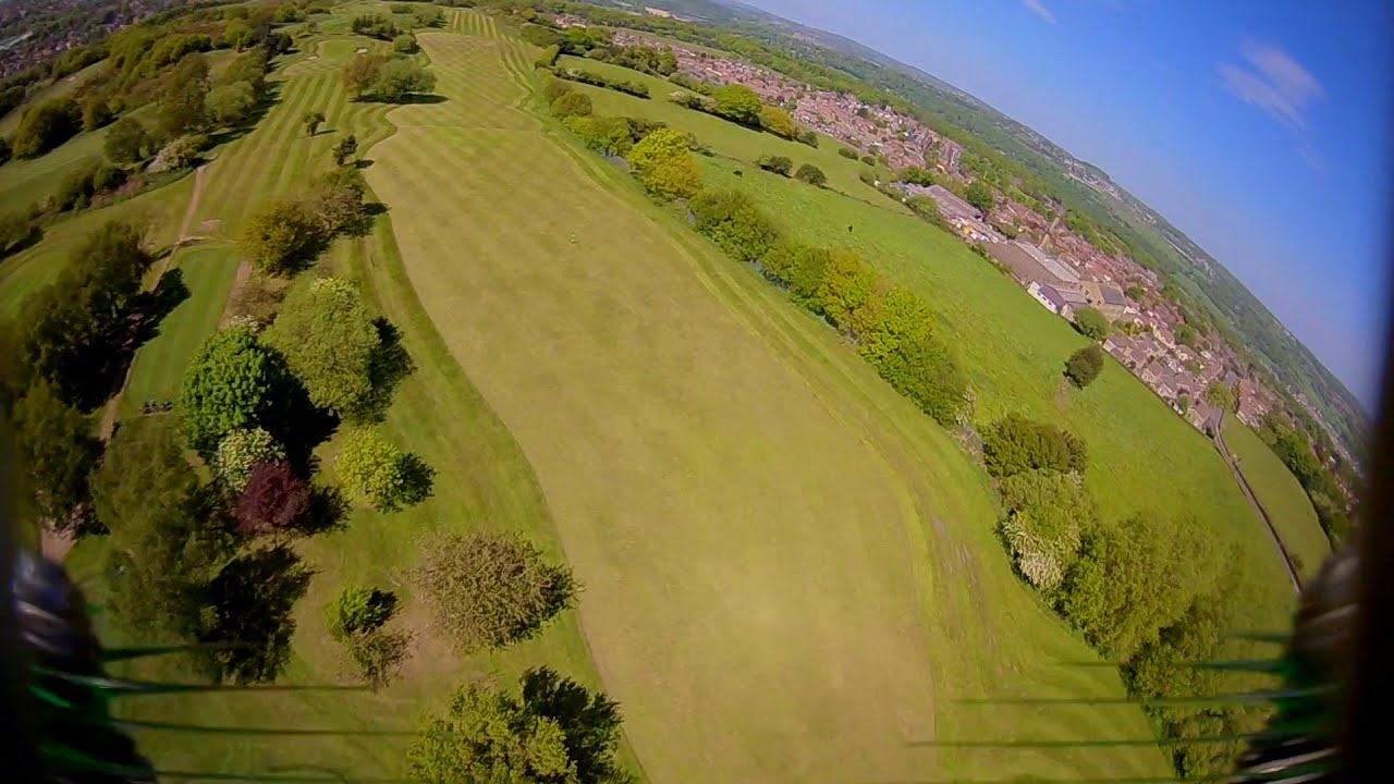 Flight of the sparrow FPV, another good golf course фото