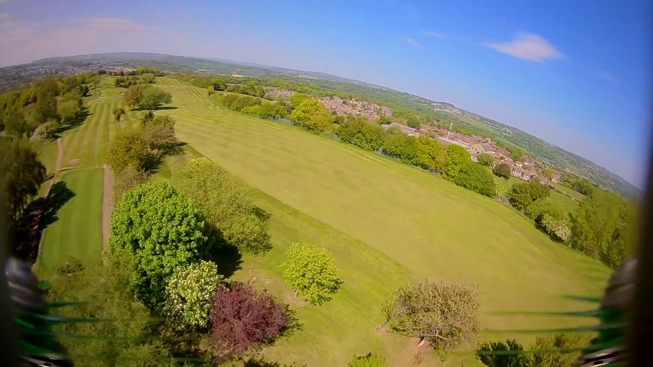 Flight of the sparrow FPV, another good golf course фотки