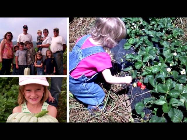 Deal Farms Fresh Produce - Joe Deal -  Farm to Table Franklin & Highlands NC - Tour Macon County NC