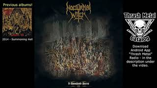 "Nocturnal Witch   ""A Thousand Pyres"" (Full Album - 2019) (Germany)"